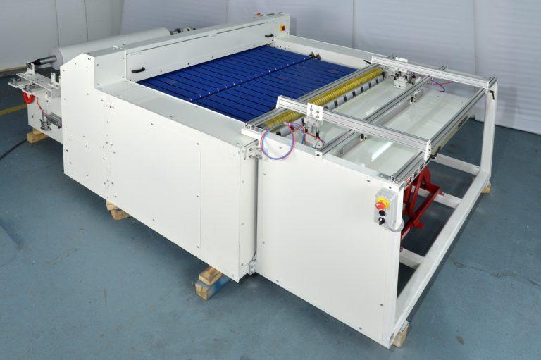 Optional Conveyor Stacker